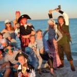 10 несложных и уникальных идей для вечеринок на пляже