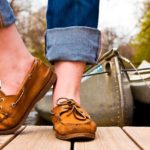 Как носить мокасины: с носками либо без носков?