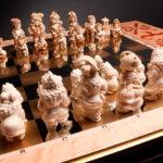 Как зародились шахматы