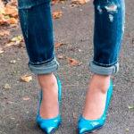 Носим верно подвернутые джинсы