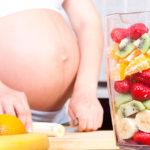 Правила рационального питания на протяжении беременности