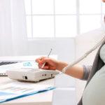 Совмещаем работу и беременность