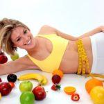 Правильная диета – красивое тело
