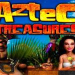 Игровой автомат «Aztec Treasure» в казино Азино777