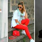 Стильные тенденции: с чем носить белую футболку