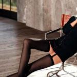 Секреты женского обольщения: как верно носить чулки
