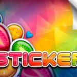 Мобильная версия «Stickers» в клубе Вулкан Престиж