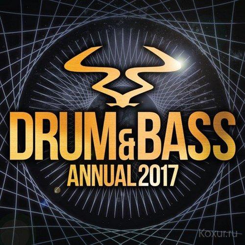RAM Drum & Bass Annual 2017 (2016)