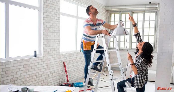 Ремонт квартир - быстро и надежно