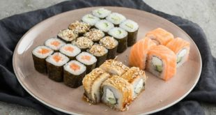 Как правильно сделать заказ суши на дом