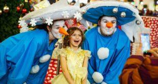 выбрать аниматоров на детский праздник