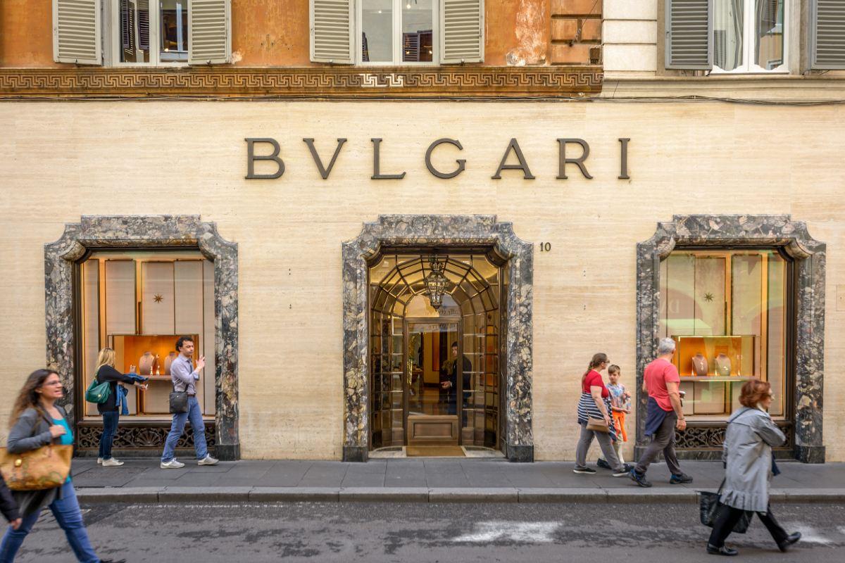 История возникновения компании Bvlgari
